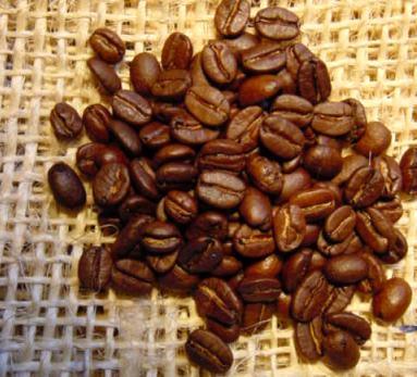 カリブの風コーヒー豆